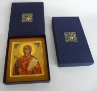 Футляр для иконы, картон/диз. бумага
